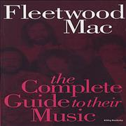 Click here for more info about 'Fleetwood Mac - The Complete Guide To Their Music'