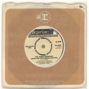 "Fleetwood Mac The Green Manalishi - 4pr UK 7"" vinyl"