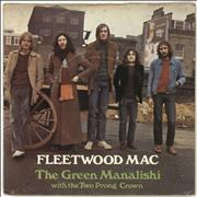 Click here for more info about 'Fleetwood Mac - The Green Manalishi - P/S - VG'