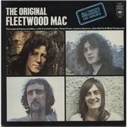 Fleetwood Mac The Original Fleetwood Mac UK vinyl LP