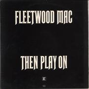 Click here for more info about 'Fleetwood Mac - Then Play On - 2nd [black cover] - Matt'