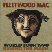 Click here for more info about 'Fleetwood Mac - World Tour 1990 - Behind The Mask + Ticket Stubs'