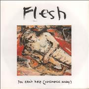 Click here for more info about 'Flesh - You Can't Help [Sentimental Sunday]'