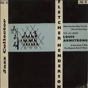 Click here for more info about 'Fletcher Henderson - Plus And Minus Louis Armstrong'