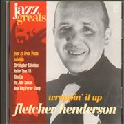 Click here for more info about 'Fletcher Henderson - Wrappin' It Up'