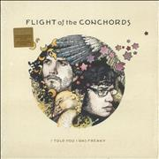 Click here for more info about 'Flight Of The Conchords - I Told You I Was Freaky - Purple Vinyl'