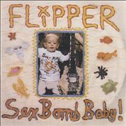 Click here for more info about 'Flipper - Sex Bomb Baby'