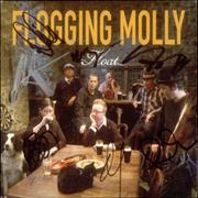 Click here for more info about 'Flogging Molly - Float - Fully Autographed'