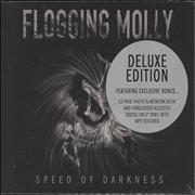Click here for more info about 'Flogging Molly - Speed Of Darkness: Deluxe Edition - Sealed'
