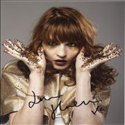 Click here for more info about 'Florence + The Machine - Autographed Photo'