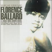 Florence Ballard The Supreme Florence Ballard UK CD album