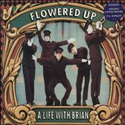 Click here for more info about 'Flowered Up - A Life With Brian + Insert'