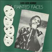 Click here for more info about 'Floyd Lloyd Seivright - Painted Faces'