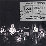 Click here for more info about 'Flying Burrito Brothers - Authorized Bootleg/Fillmore East - November 1970'