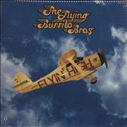 Click here for more info about 'Flying Burrito Brothers - Flyin' High - shrink'