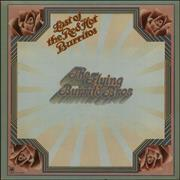 Click here for more info about 'Flying Burrito Brothers - Last Of The Red Hot Burritos - silver label'