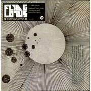Flying Lotus Cosmogramma UK CD album Promo