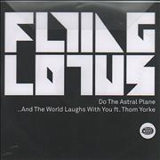 Click here for more info about 'Flying Lotus - Do The Astral Plane'