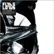 Flying Lotus Los Angeles UK CD album
