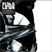 Flying Lotus Los Angeles UK 2-LP vinyl set