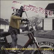 Click here for more info about 'Flyscreen - She Smokes She Drives And Writes Poetry'