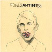 Click here for more info about 'Foals - Antidotes - Japan Tour 2008'