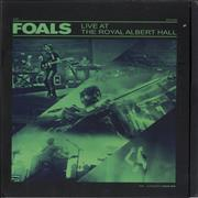 Click here for more info about 'Foals - Live At The Royal Albert Hall'