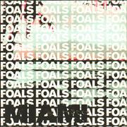 Click here for more info about 'Foals - Miami - Autographed'