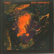 Click here for more info about 'Foals - Rain / Daffodils - RSD16'