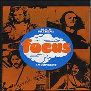 Click here for more info about 'Focus - Focus In Concert'