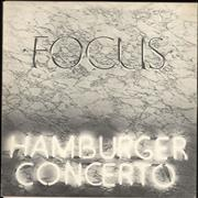 Click here for more info about 'Focus - Hamburger Concerto - EX'