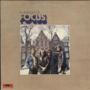 Click here for more info about 'Focus - In And Out Of Focus - Polydor label'