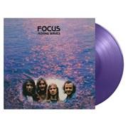 Focus Moving Waves - Purple Vinyl 180-gram UK vinyl LP
