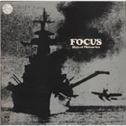 Focus Ship Of Memories UK vinyl LP