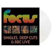 Focus Singles, Deep Cuts & BBC Live - Transparent Vinyl UK 2-LP vinyl set