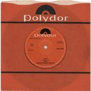 "Focus Sylvia - Solid UK 7"" vinyl"