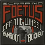 Click here for more info about 'Foetus (+incarnations of) - Ramrod/ Boxhead'