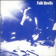 Click here for more info about 'Folk Devils - Hank Turns Blue'
