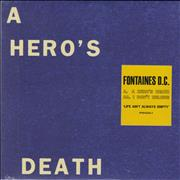 Click here for more info about 'Fontaines D.C. - A Hero's Death / I Don't Belong - Sealed'