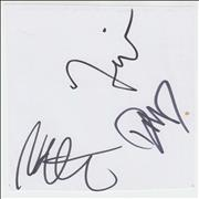 Click here for more info about 'Foo Fighters - Autographs'