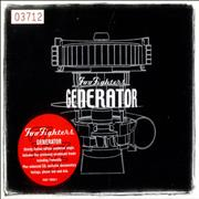 Click here for more info about 'Foo Fighters - Generator'