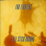 Click here for more info about 'Foo Fighters - I'll Stick Around'