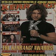 Click here for more info about 'Kerrang! Magazine - Kerrang! Magazine - Jul 95'
