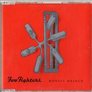 Click here for more info about 'Foo Fighters - Monkey Wrench - 3 Track'