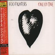 Click here for more info about 'Foo Fighters - One By One - White Picture sleeve'