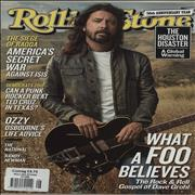 Click here for more info about 'Foo Fighters - Rolling Stone - 21st September 2017'