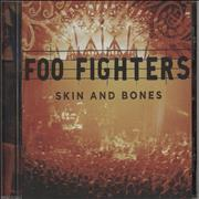 Click here for more info about 'Foo Fighters - Skin & Bones'