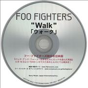 Click here for more info about 'Foo Fighters - Walk'