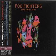 Click here for more info about 'Foo Fighters - Wasting Light'