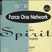 Click here for more info about 'Force One Network - Spirit (Does Anybody Care ?)'